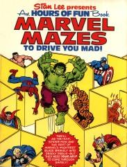 Marvel MazesToDriveYouMad 0001