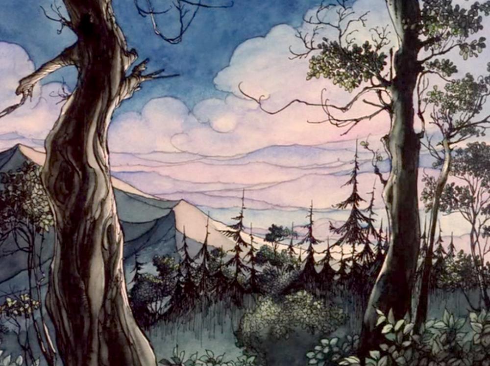 The hobbit 1977 part 1