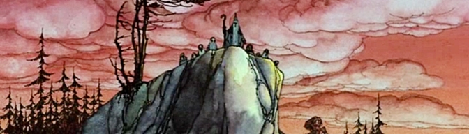 The first Tolkien movie trilogy, part 1: The Hobbit (1977)