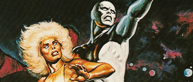 The Silver Surfer and the rise of the Graphic Novel (1978)