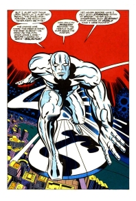 The Silver Surfer: The Ultimate Cosmic Experience page 19