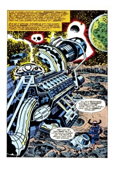 The Silver Surfer: The Ultimate Cosmic Experience page 67