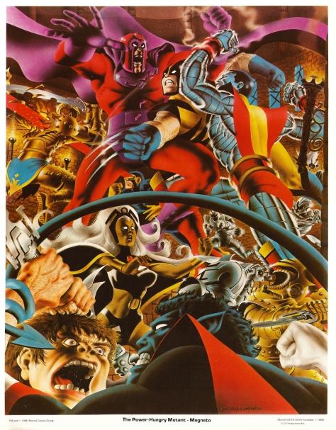 X-Men porfolio plate 3