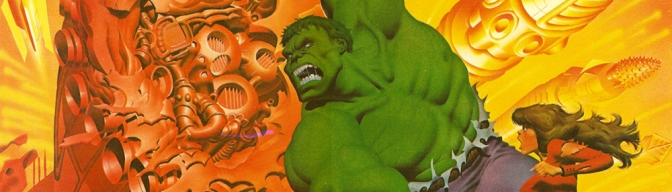 The Incredible Hulk Portfolio, Set One (1980)