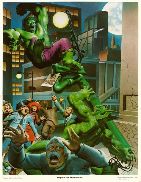 Hulk Portfolio plate 2