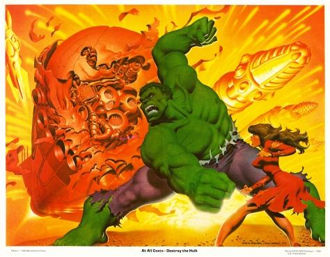 Hulk Portfolio plate 4
