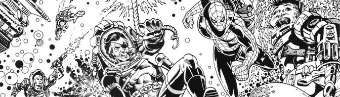 Marvel Team-Up portfolio, set two (1982)