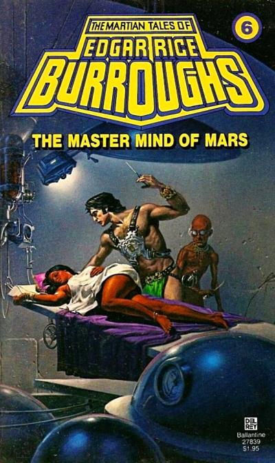The Mastermind of Mars