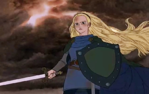 The Return of the King – Éowyn