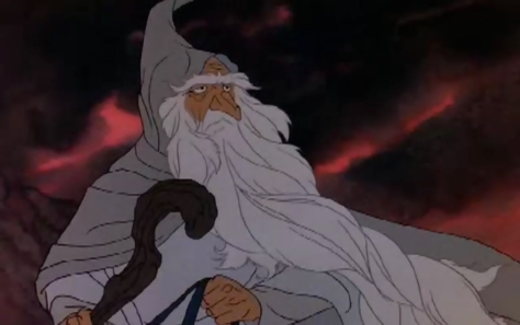 The Return of the King – Gandalf