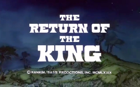 The Return of the King – opening titles