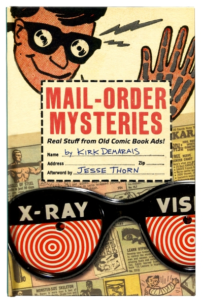 Mail-Order Mysteries cover