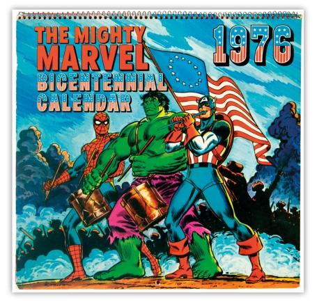 marvel-bicentennial-calendar-1976-front-cover