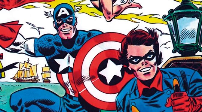 The Mighty Marvel Bicentennial Calendar 1976