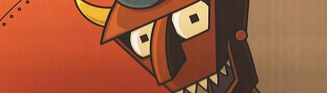 Kidrobot/Futurama Robot Devil vinyl figure
