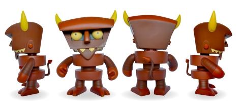 Kidrobot's Robot Devil