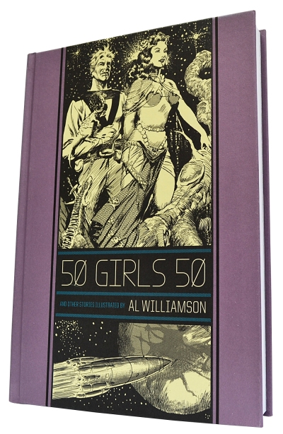 50 Girls 50 front cover