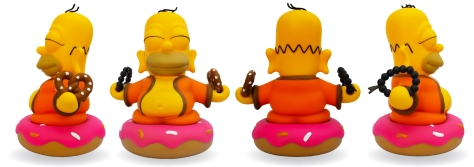 Homer Buddha, all sides