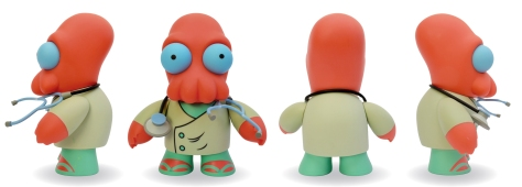 Dr Zoidberg, all sides
