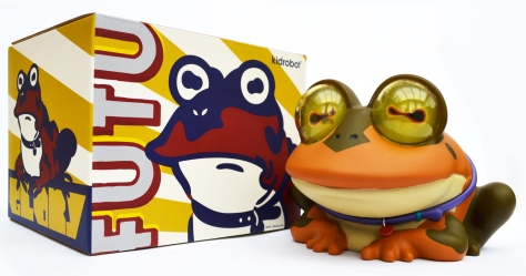 Hypnotoad with box
