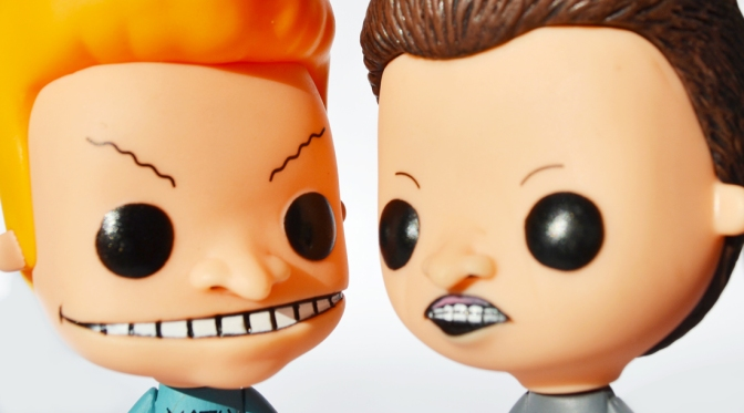 Pop! Beavis and Butt-head
