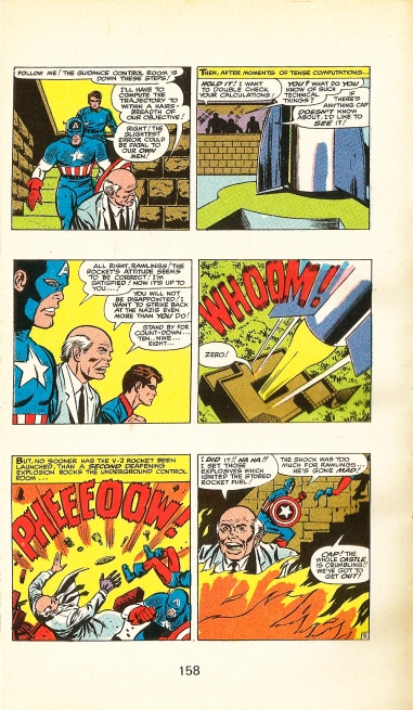 Captain America page 158