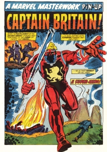 Captain Britain, issue 1 page 31