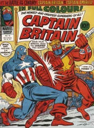 Captain Britain, issue 16