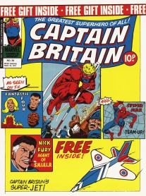 Captain Britain, issue 24