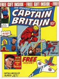 Captain Britain, issue 24