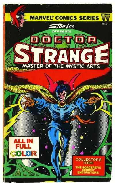 Dr Strange #1