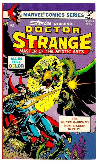 Dr Strange #2