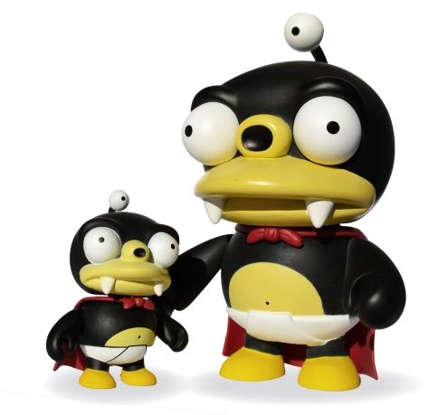 Kidrobot's Nibblers
