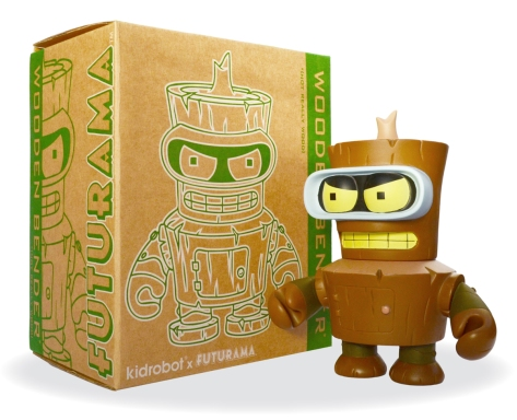Wooden Bender with box