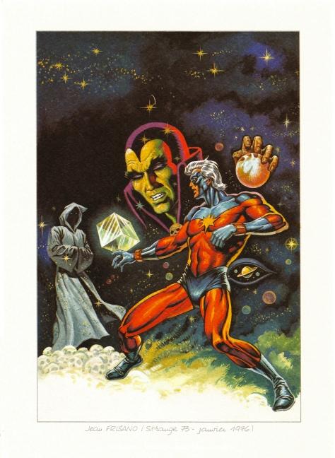 Captain Marvel, 1976
