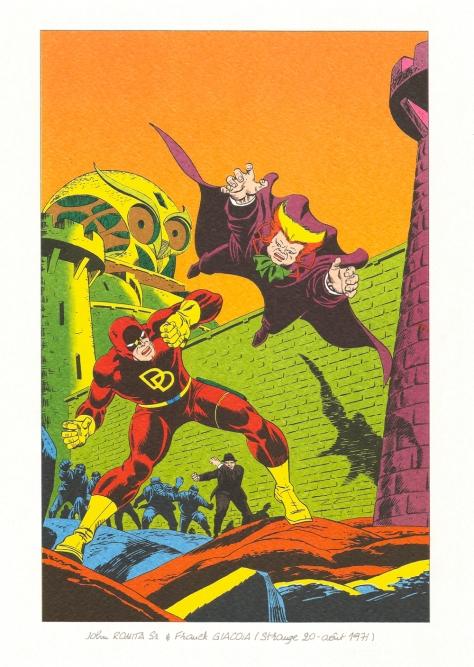 Daredevil, 1971