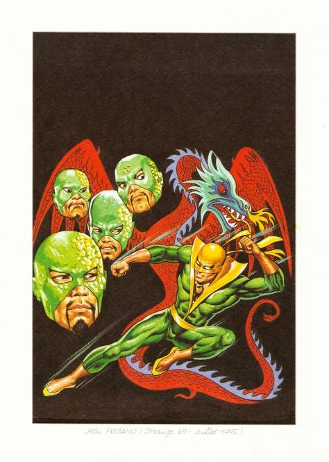 Iron Fist, 1975