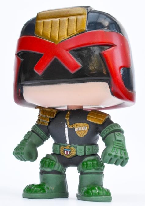 POP! Judge Dredd