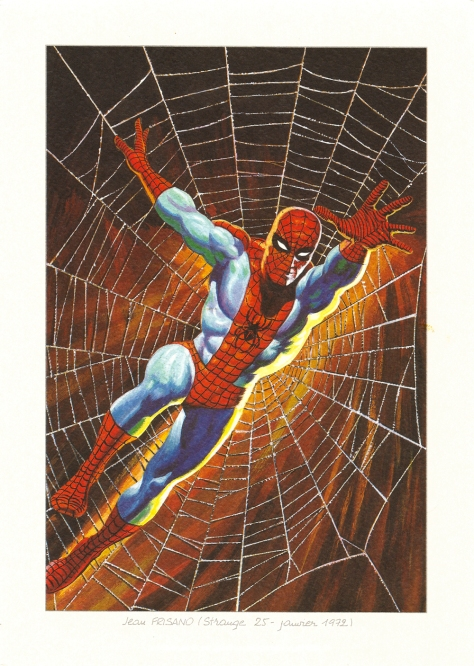 Spider-Man, 1972