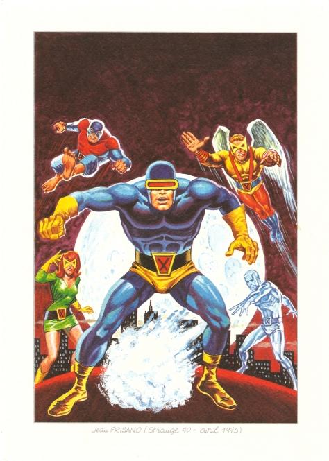 The X-Men, 1973