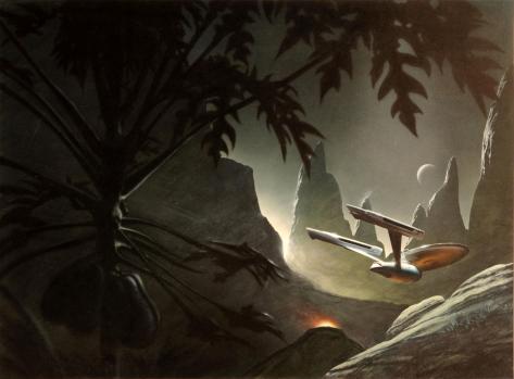 Chrsi Moore: Starless World, original artwork