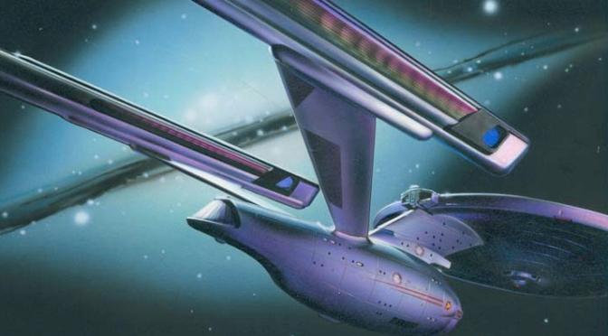 Paperback covers #7: Corgi Books' Star Trek novels