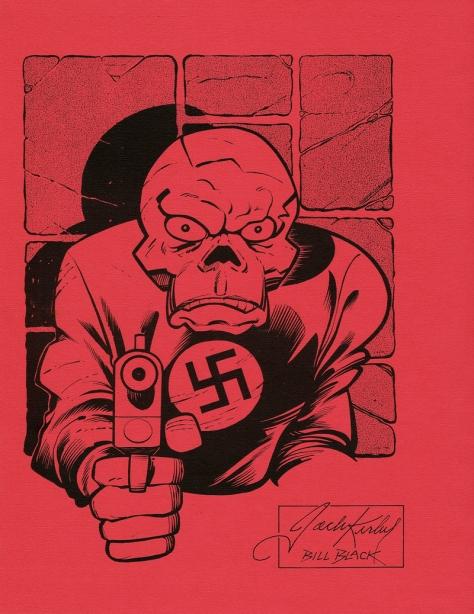 Heroes Heavies and Heroines Portfolio: Jack Kirby