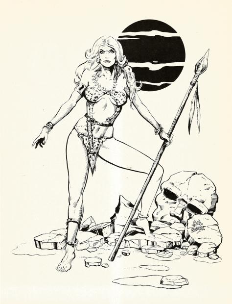 Heroes Heavies and Heroines Portfolio, Michael Hernandez