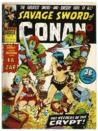 Savage Sword of Conan, issue 8