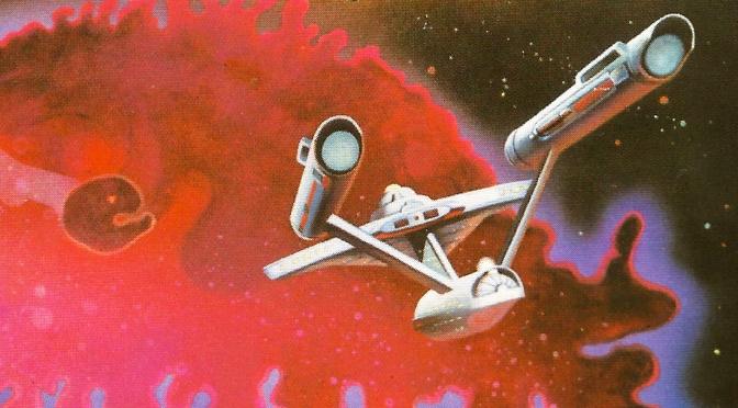 Paperback covers #6: Corgi Books' Star Trek Adaptions