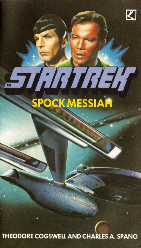 Star Trek: Spock Messiah