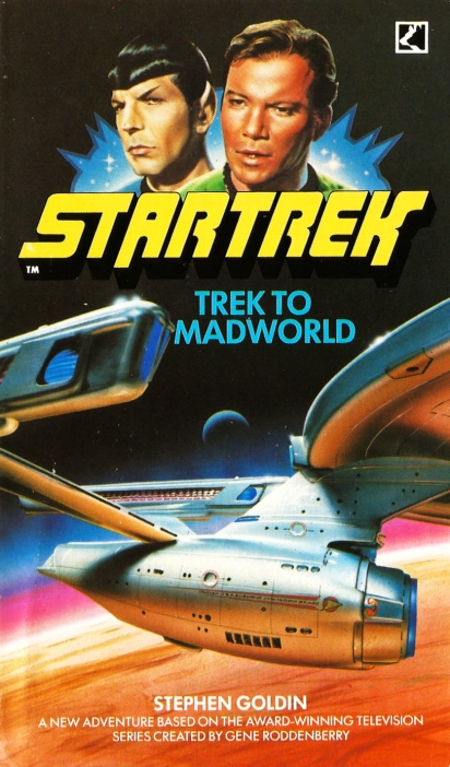 Star Trek: Trek to Madworld