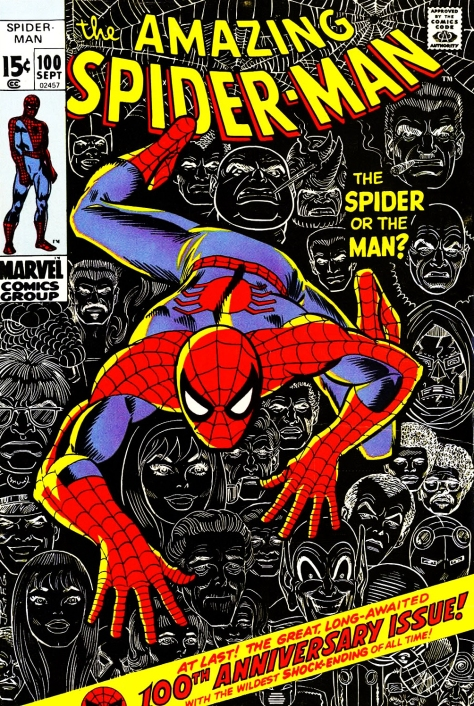 The Amazing Spider-Man, issue 100