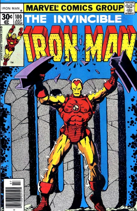The Invincible Iron Man, issue 100